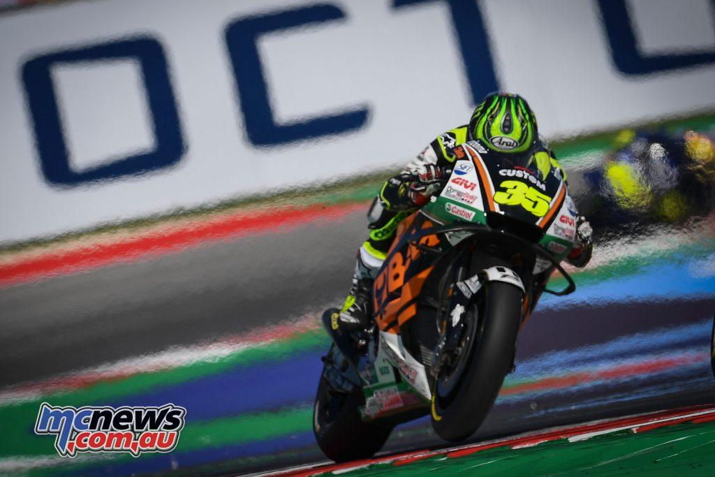 MotoGP Rnd Misano MotoGP Rnd Misano Crutchlow