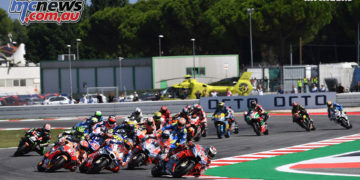 MotoGP Rnd Misano MotoGP field