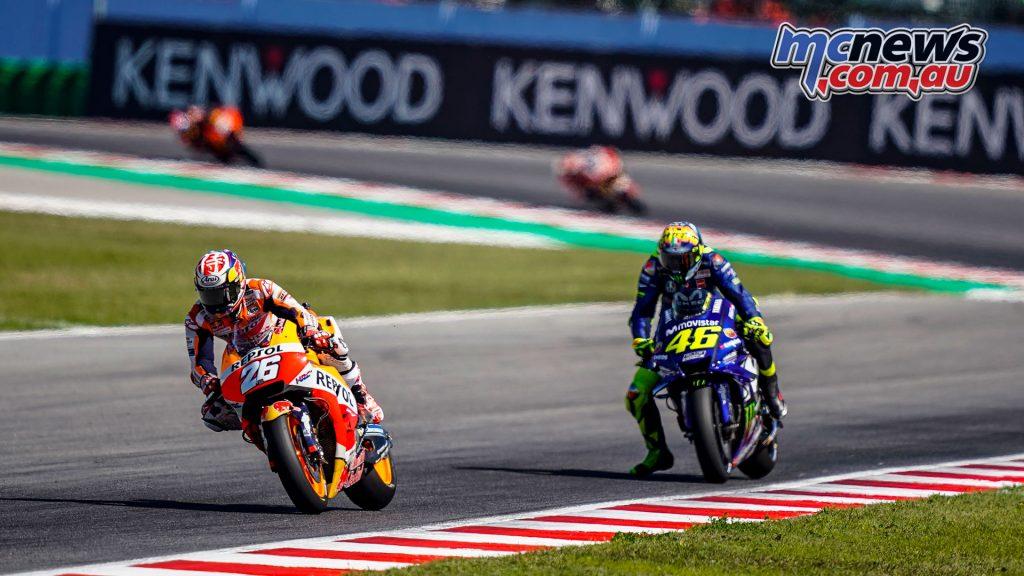 MotoGP Rnd Misano Pedrosa AXS
