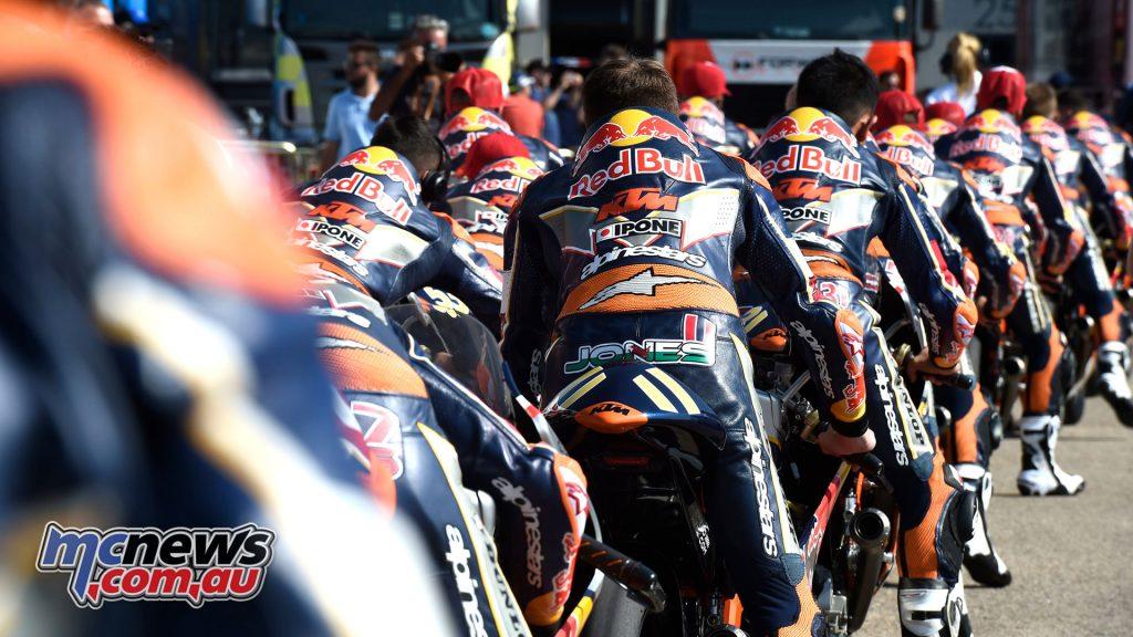 Red Bull Rookies MotoGP Cup Aragon Rnd Pack