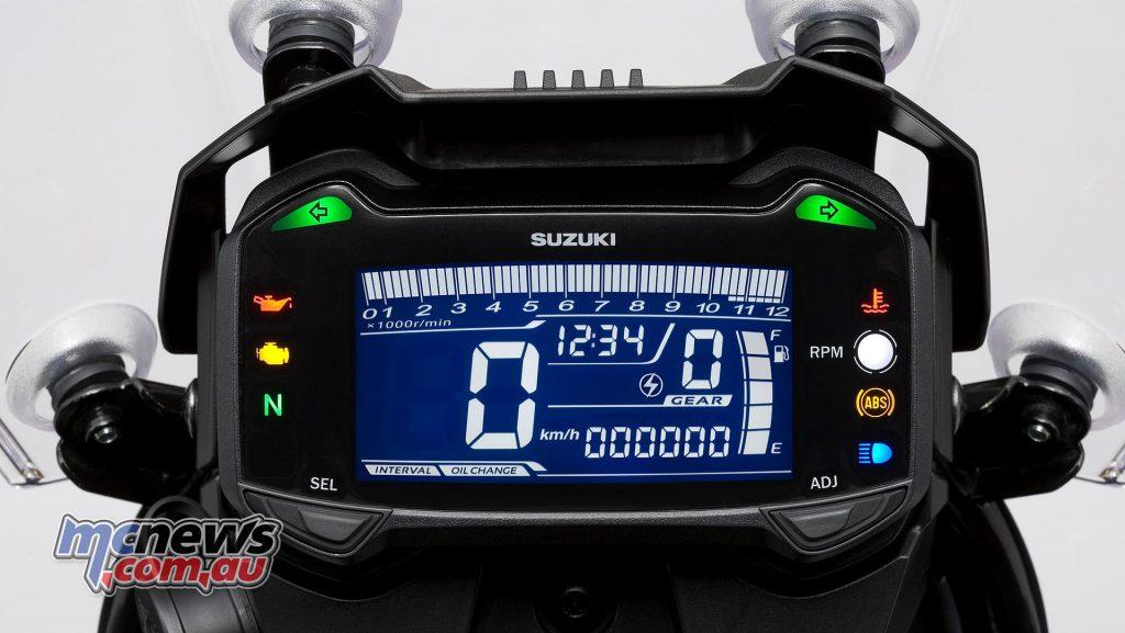 Suzuki DL V Strom Dash