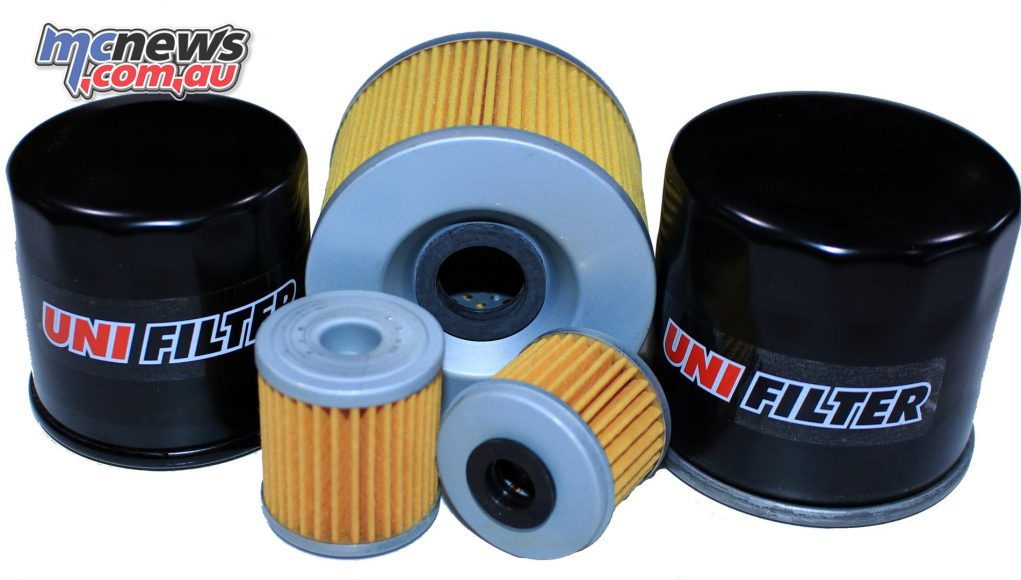Unifilter New Oil Filters Range