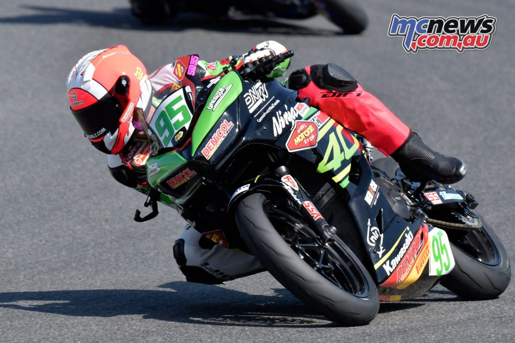 WorldSBK Rnd Portugal Scott Deroue