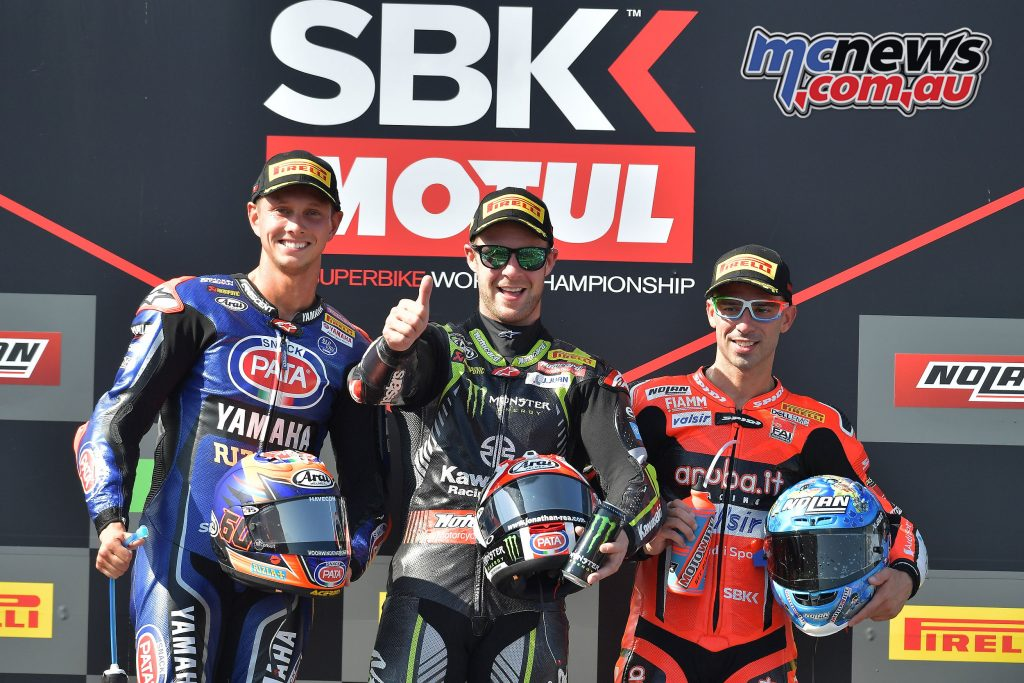 WorldSBK Rnd Portugal WorldSBK Race