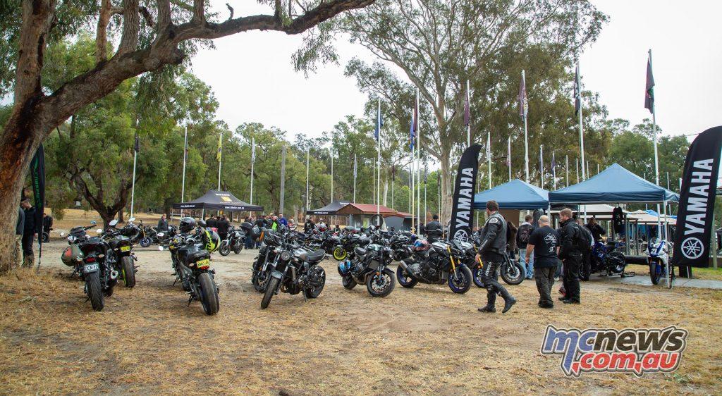 Yamaha MT Meet