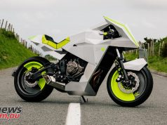 Yamaha XSR Yardbuilt YAM TONUP EU ALL ACT