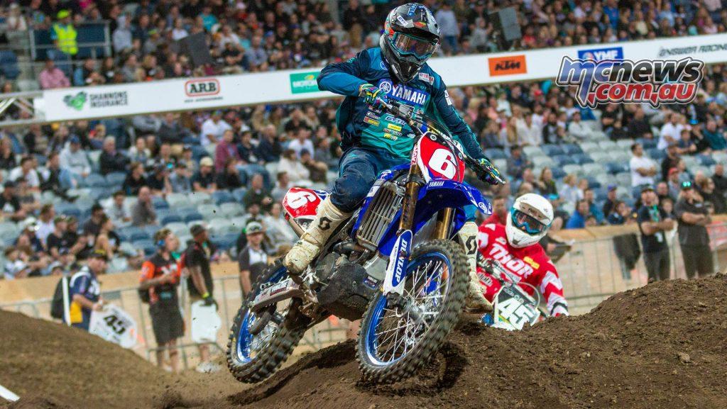 Australian Supercross Geeling TBG Jay Wilson