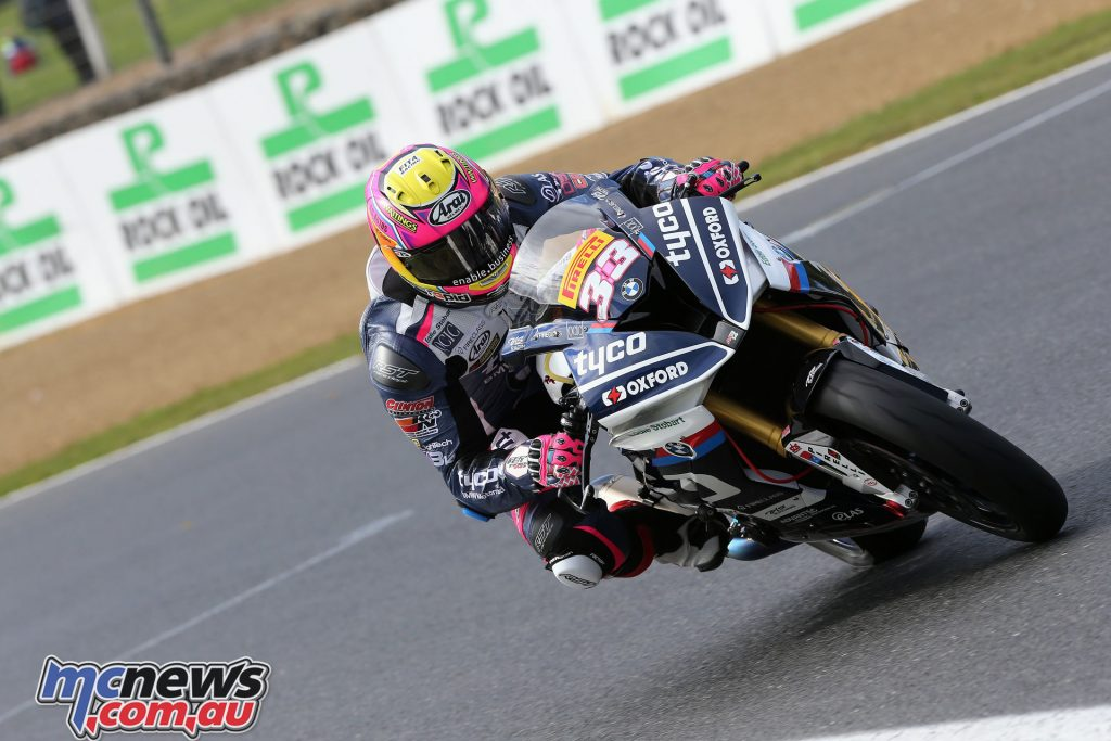 BSB Final Brands Sun Keith Farmer Superstock Champion