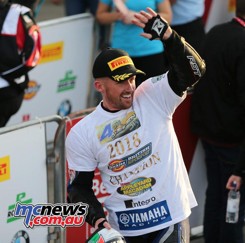 BSB Final Brands Supersport Kennedy