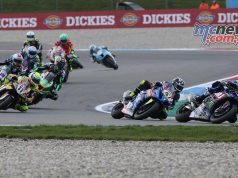 BSB Rnd Assen Josh Brookes leads the second wave ImageDyeomans Cover