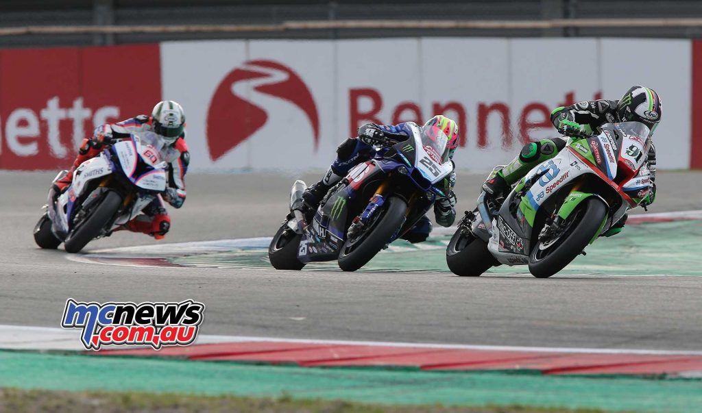 BSB Rnd Assen Leon leads them home ImageDyeomans