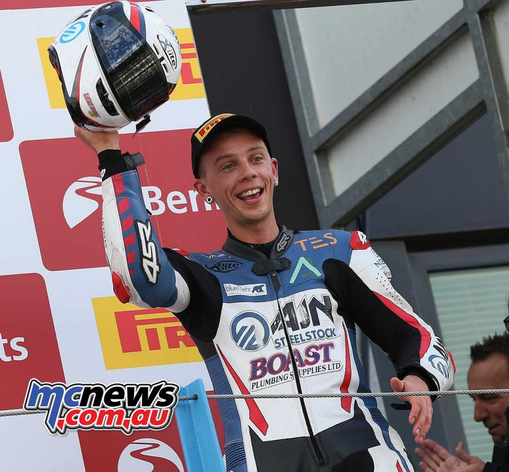 BSB Rnd Assen Levi Day Podium ImageDyeomans