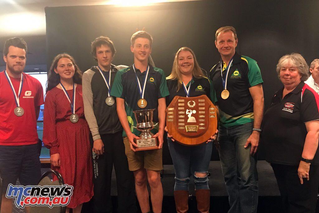 FIM Oceania Trial Championship