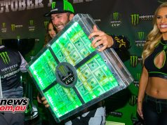 Monster Energy Cup Eli Tomac Prize