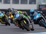 MotoGP ASBK Supports TBG Supersport Race Bayliss