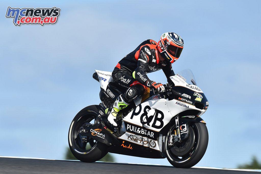 MotoGP Australia Abraham