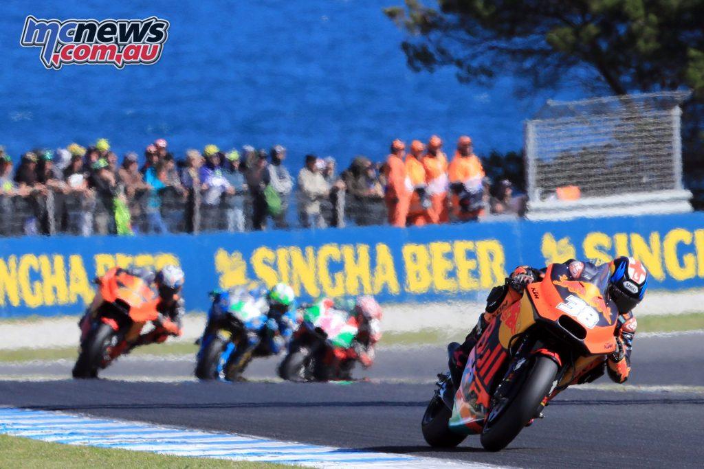 MotoGP Australia Bradley Smith