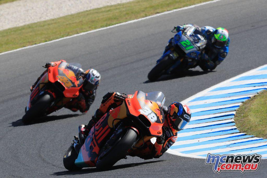 MotoGP Australia Bradley Smith Pol Espargaro