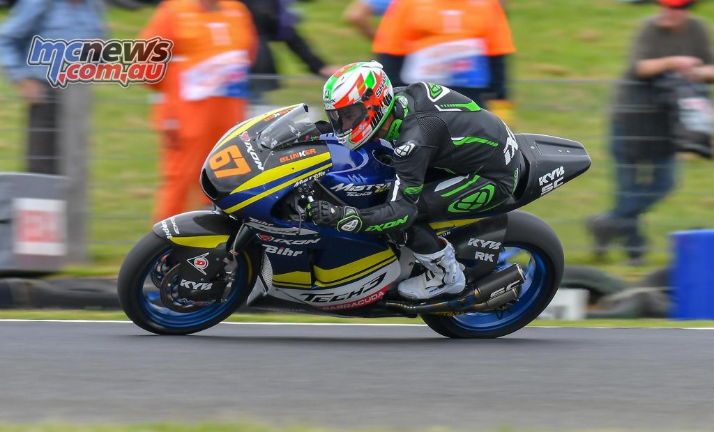 MotoGP Australia Bryan Staring
