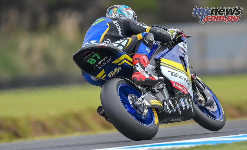 MotoGP Australia FP Remy Gardner