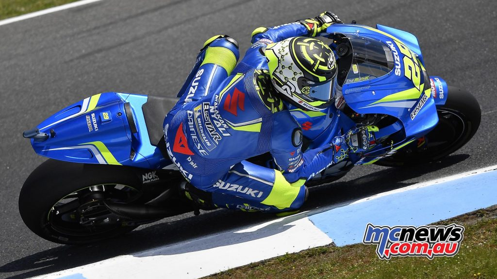 MotoGP Australia Iannone