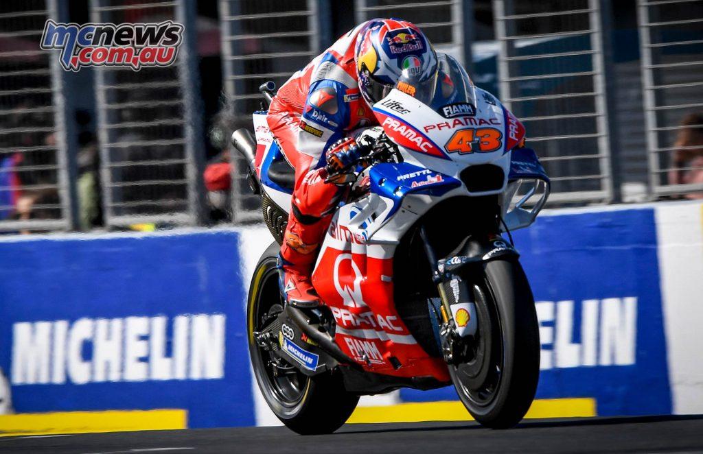 MotoGP Australia Jack Miller
