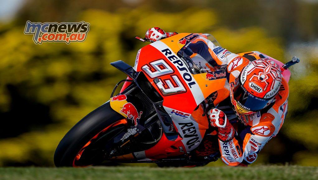 MotoGP Australia Marquez