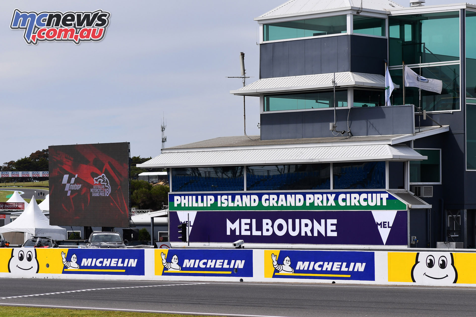 MotoGP Australia Michelin