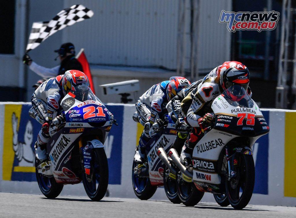 MotoGP Australia Moto Albert Arenas
