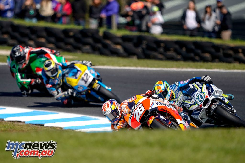 MotoGP Australia Pedrosa AX