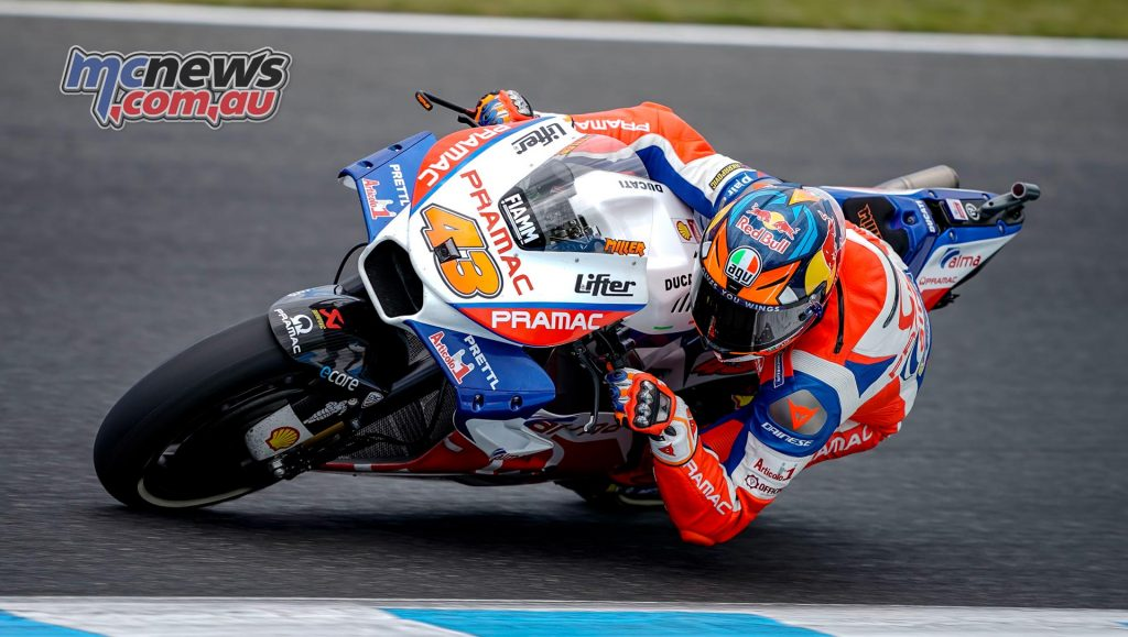 MotoGP Australia QP Jack Miller