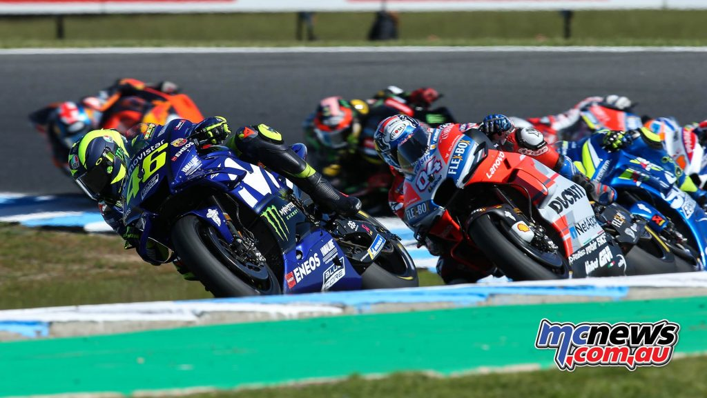 MotoGP Australia Rossi
