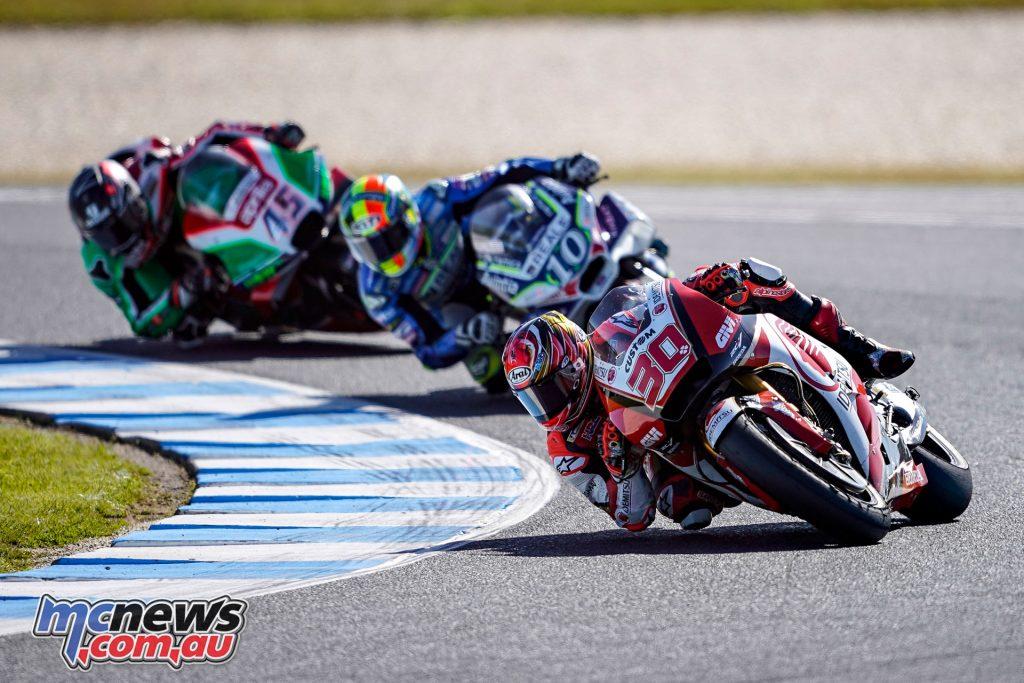 MotoGP Australia Takaaki Nakagami AX