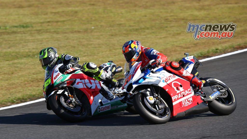 MotoGP Motegi Crutchlow GP AN Cover