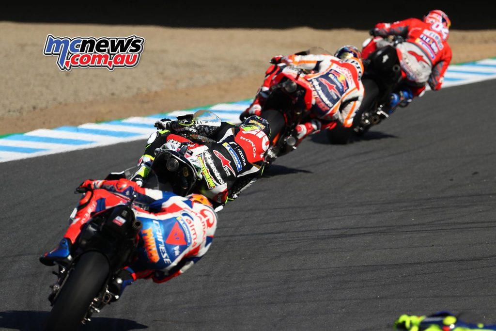 MotoGP Motegi Crutchlow GP AN