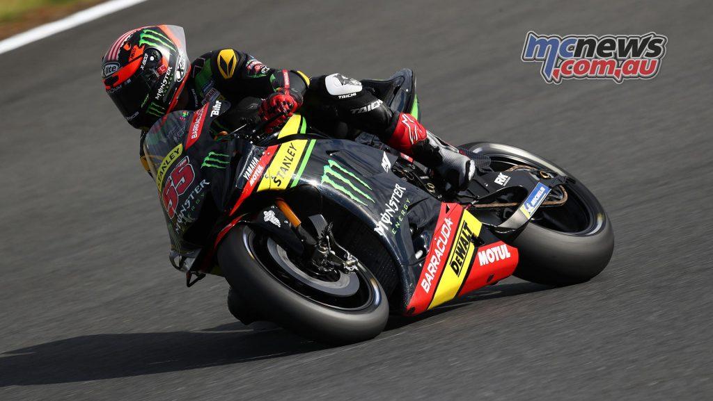 MotoGP Motegi Syahrin GP AN