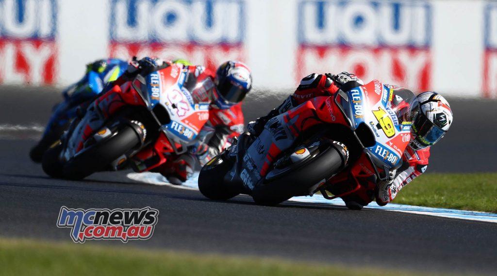MotoGP Phillip Island Bautista GP AN