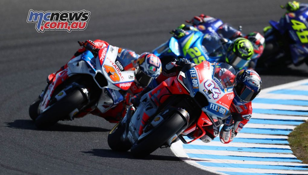 MotoGP Phillip Island Dovi GP AN Cover