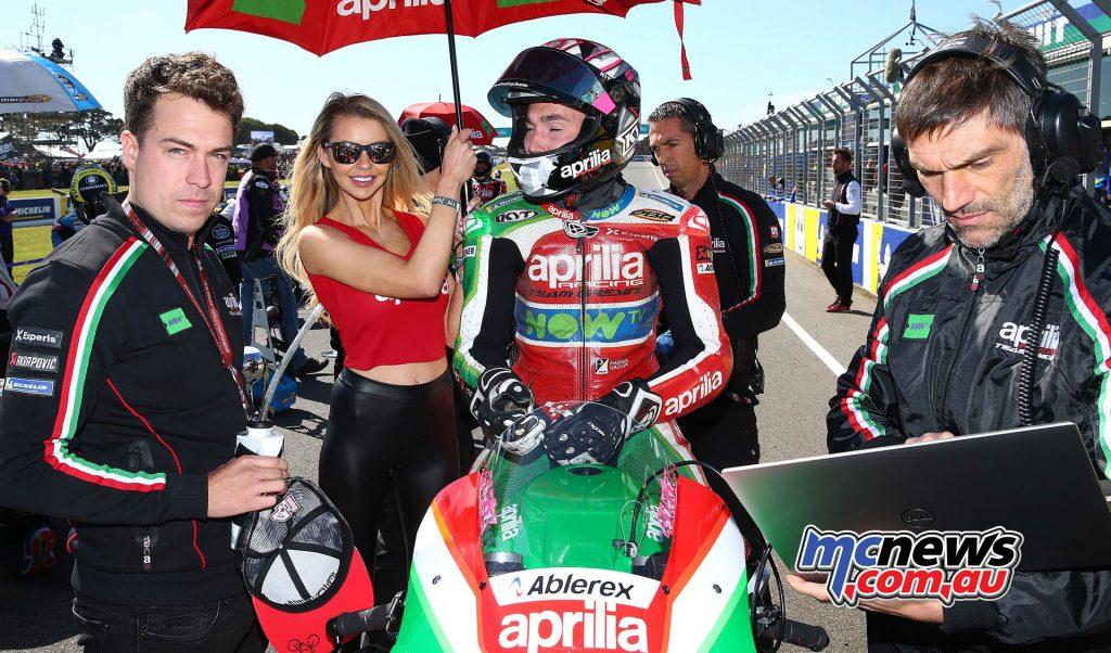 MotoGP Phillip Island Espargaro Aleix GP AN