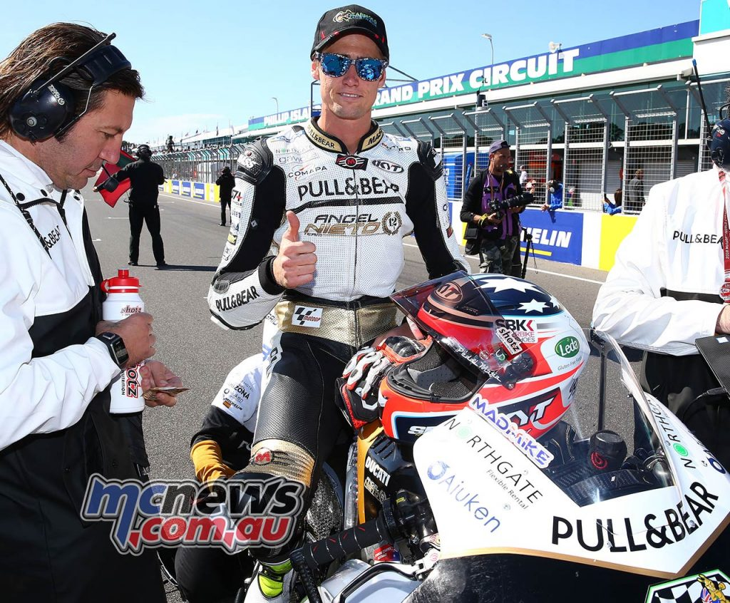 MotoGP Phillip Island Mike Jones GP AN