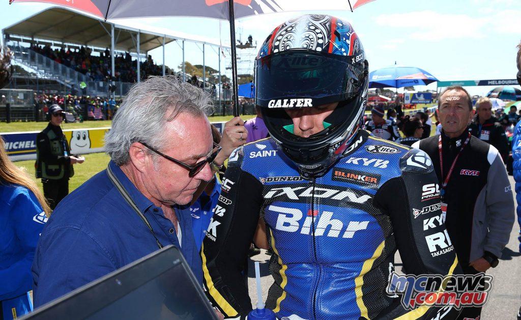 MotoGP Phillip Island Moto Wayne Remy Gardner GP AN