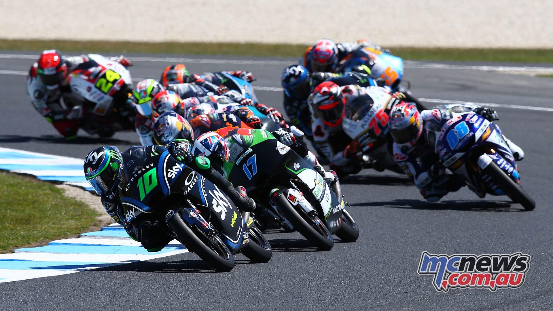 MotoGP Phillip Island Moto Foggia GP AN