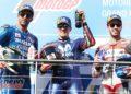 MotoGP Phillip Island MotoGP Podium GP AN