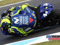 MotoGP Phillip Island Rossi GP AN Cover