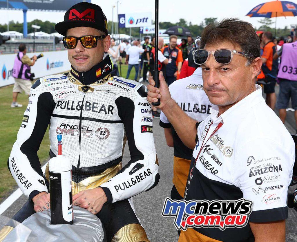 MotoGP Rnd Thailand Bautista GP AN