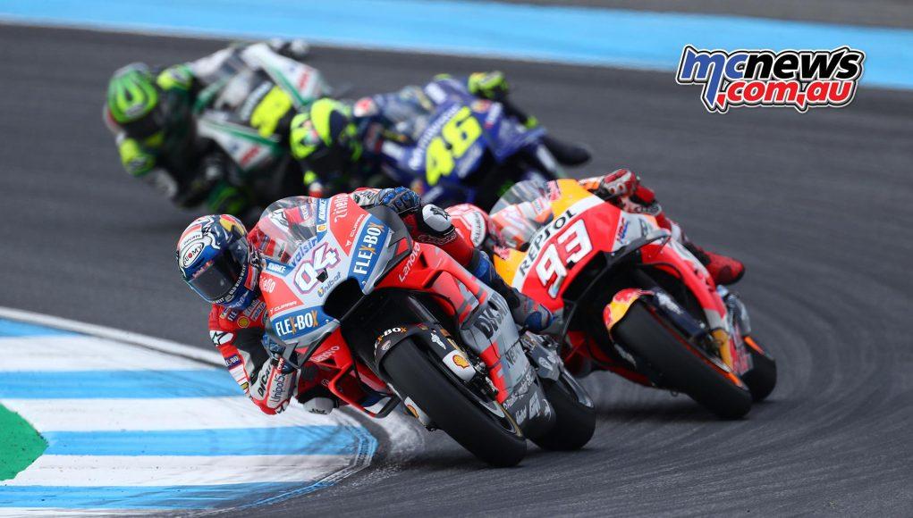 MotoGP Rnd Thailand Dovi GP AN Cover