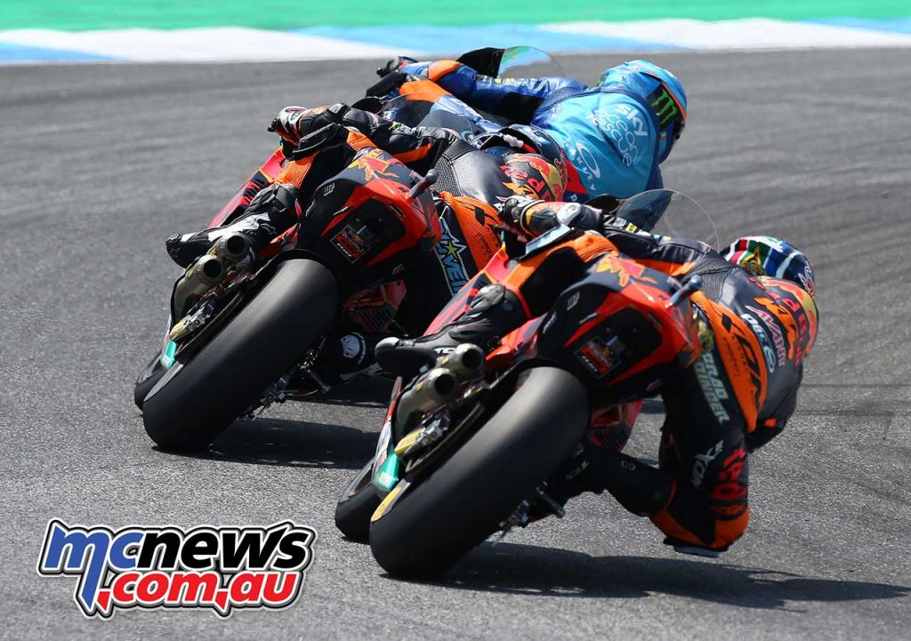 MotoGP Rnd Thailand Oliveira GP AN