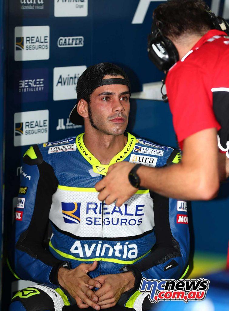 MotoGP Rnd Thailand Torres GP AN