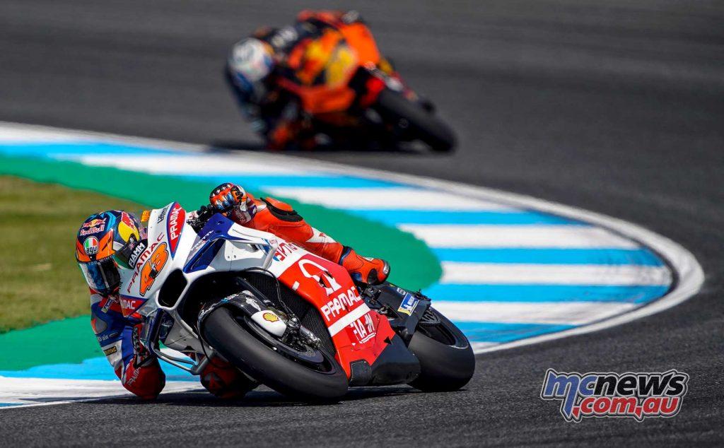MotoGP Thailand Fri Jack Miller