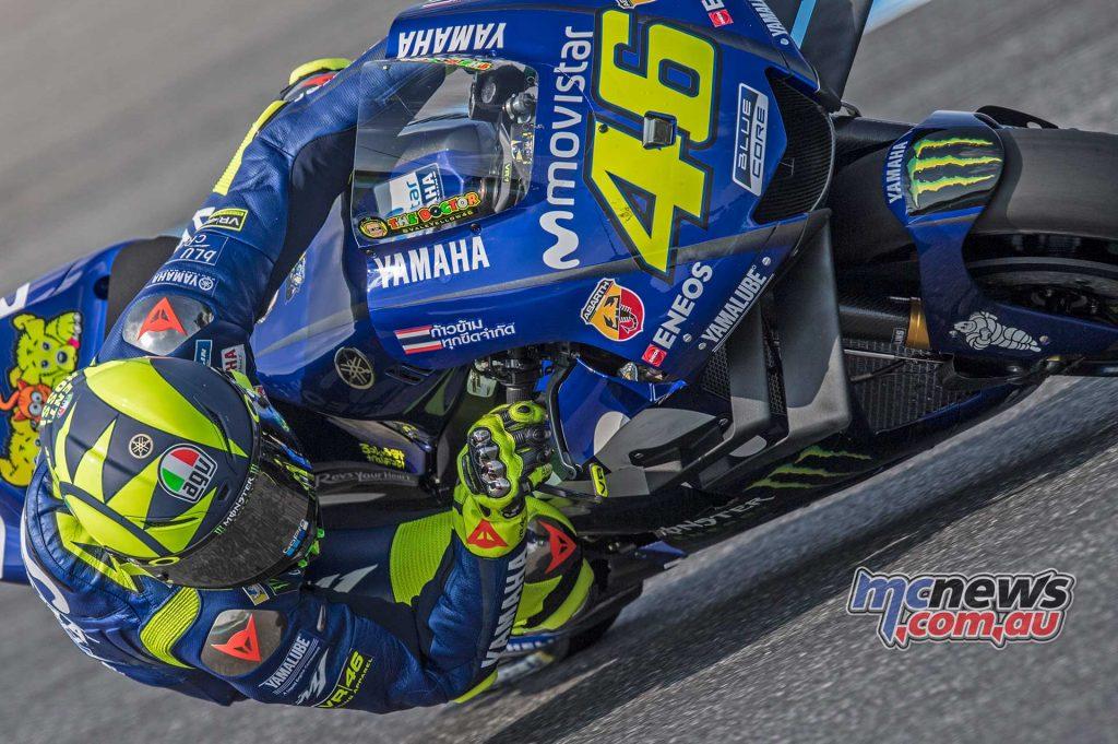 MotoGP Thailand Fri Rossi